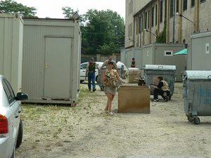 Akcia vo firemných priestoroch v Budapešti.